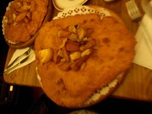 The schnitzels