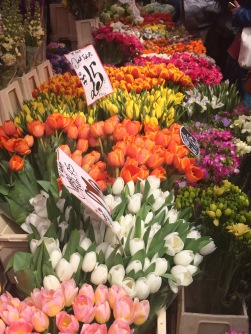 Columbia Rd Flower Market